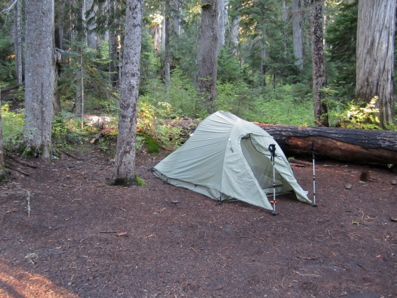 Eastside Loop- Olallie Creek Camp
